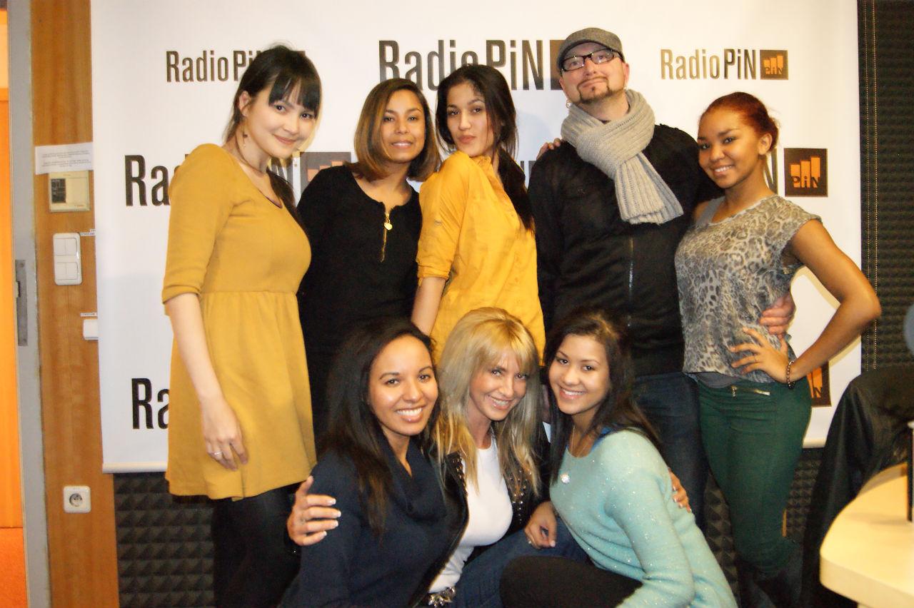 radio pin miss egz 2013